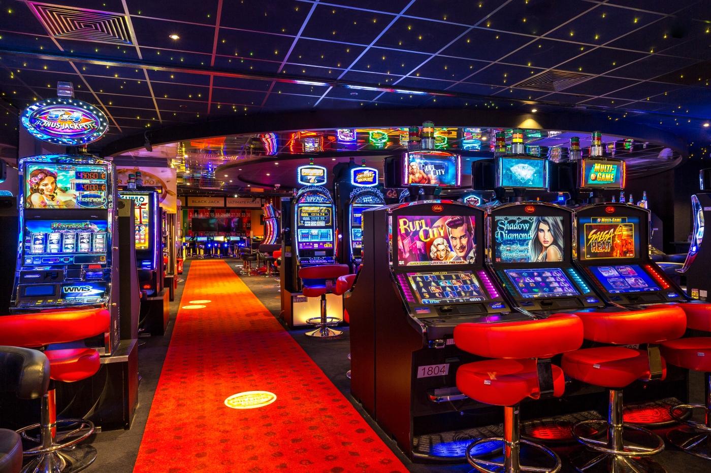 Machines à sous au Casino Barrière de Bénodet