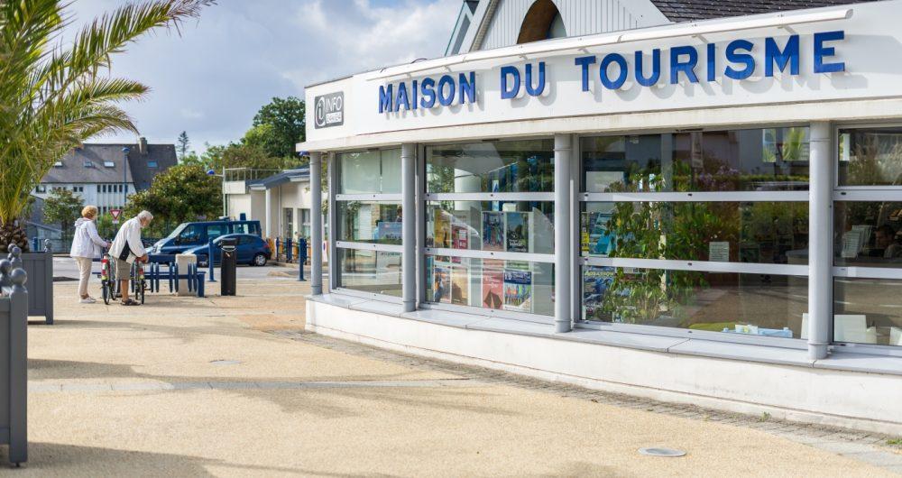 Photo extérieur de la Maison du Tourisme