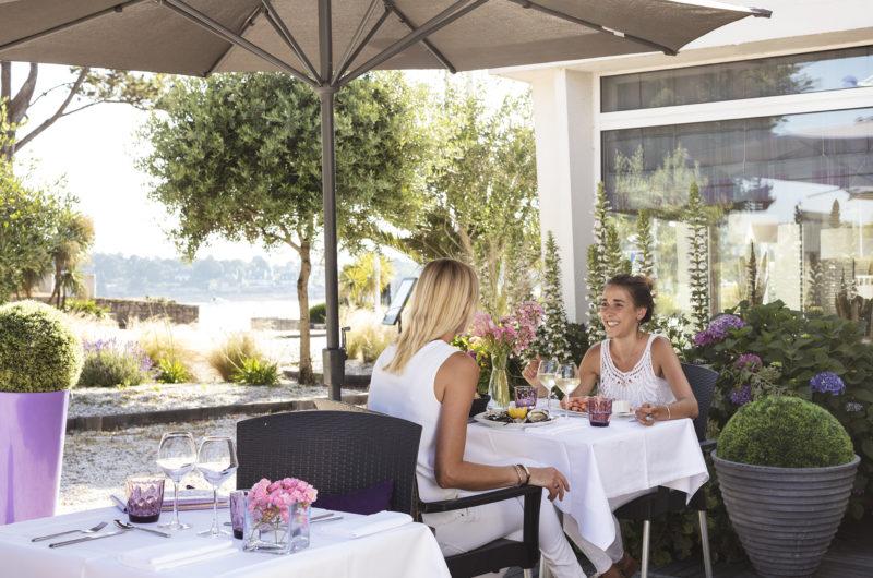 Terrasse – Hôtel Restaurant Kastel