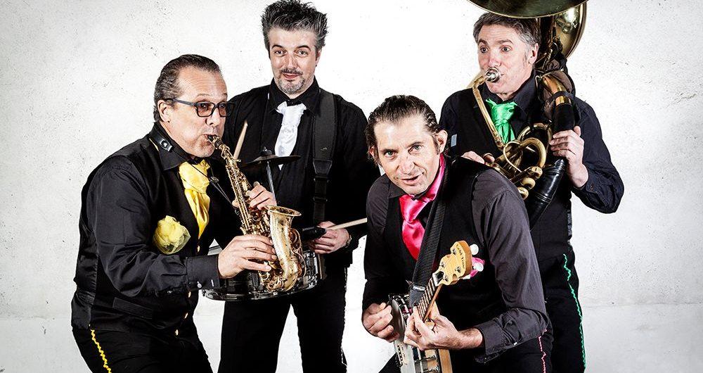 Baby Brass Band