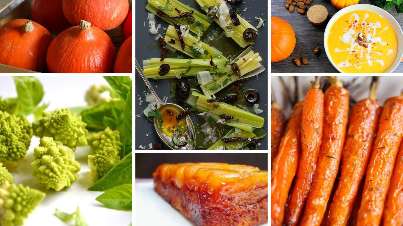 Cuisiner des produits de saison – à faire chez soi