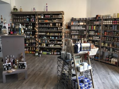 Epicerie-boutique
