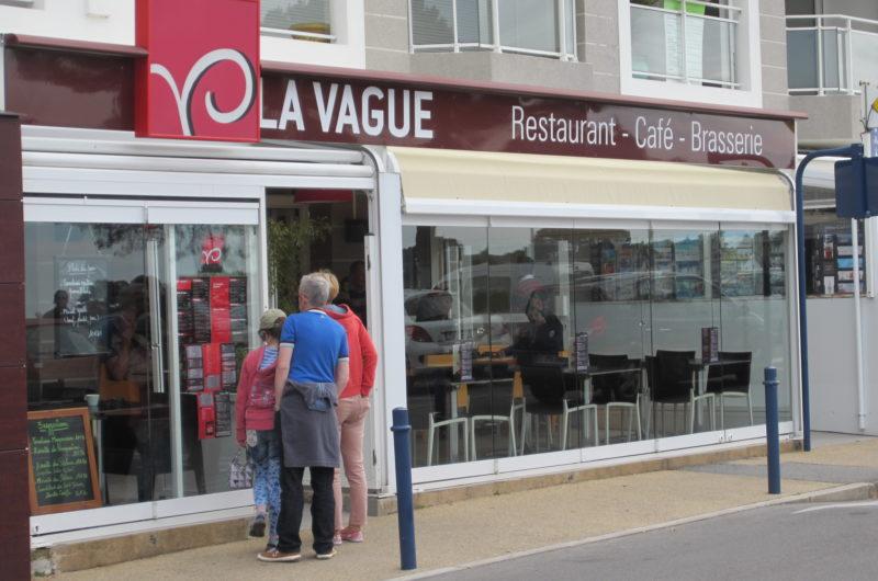 Terrasse La Vague