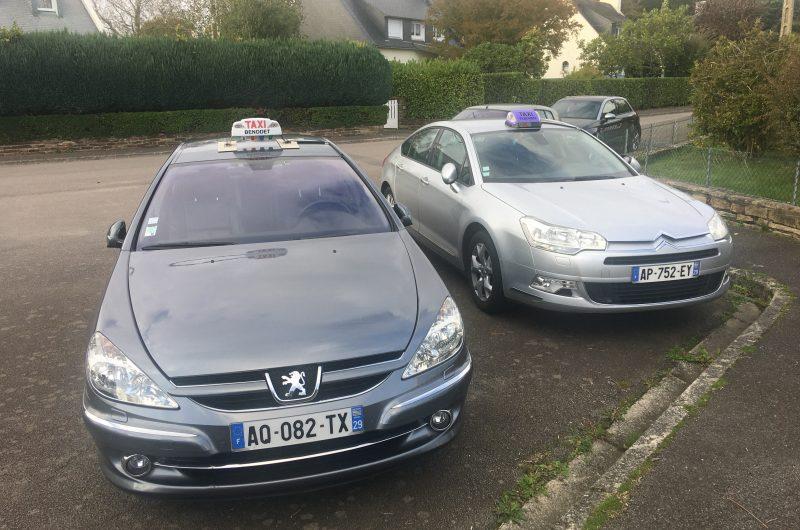 Taxi Breizh Taksiou