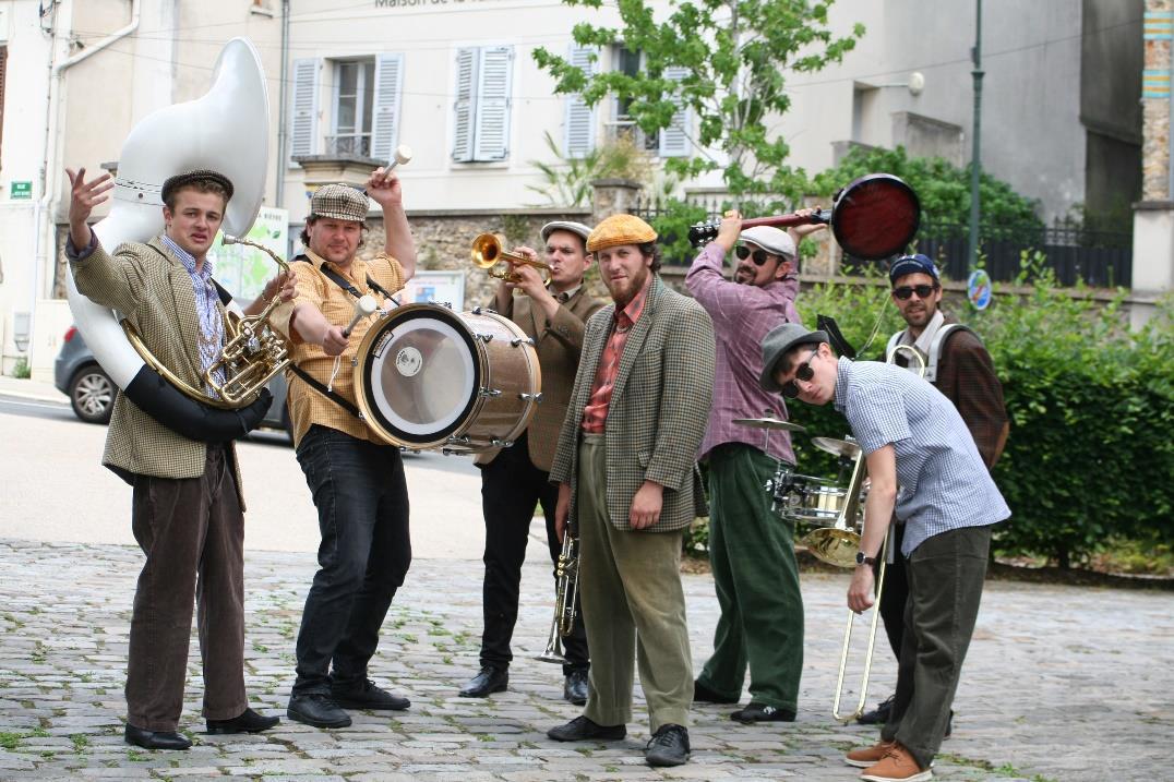 Les promenades musicales – Compagnie des Balcons