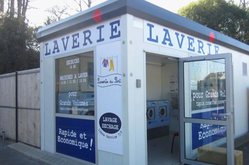 Laverie-du-Port-de-Plaisance