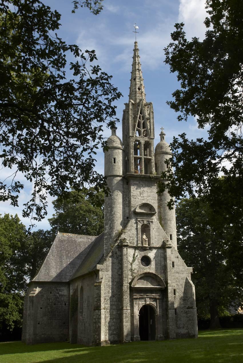 Redim chapelle ste anne