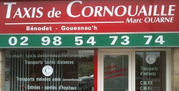 Taxi de Cornouaille