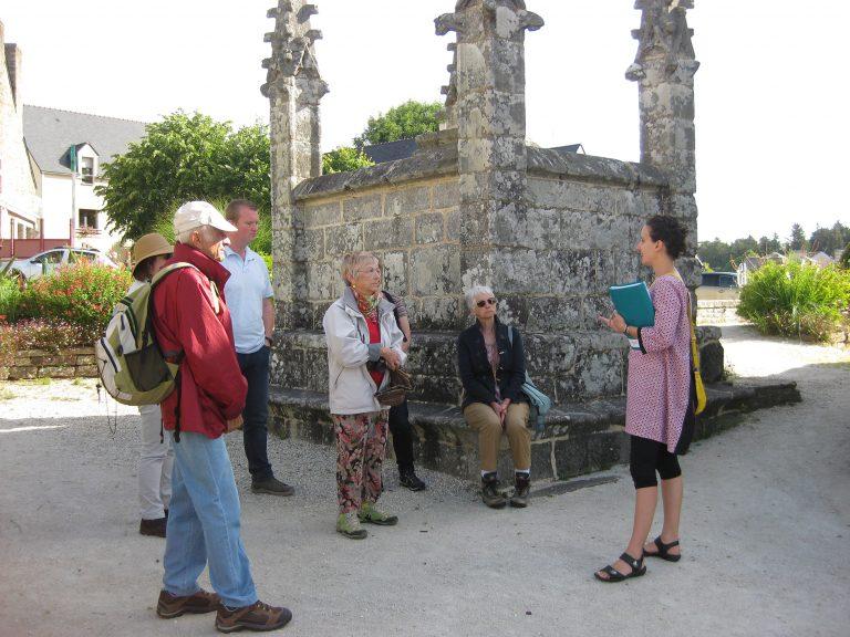Visite guidée de La Forêt-Fouesnant