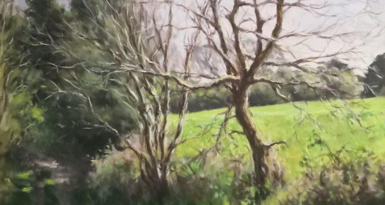 Exposition de peintures de Dominique Donval