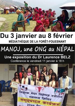 exposition-manoj-nepal-foret-fouesnant-nautile