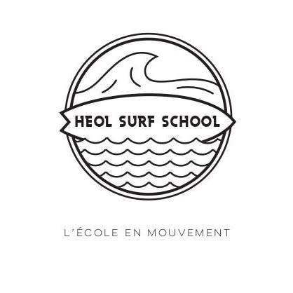 Logo heol surf