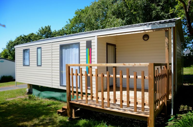 Camping de la Plage – Mobil-home